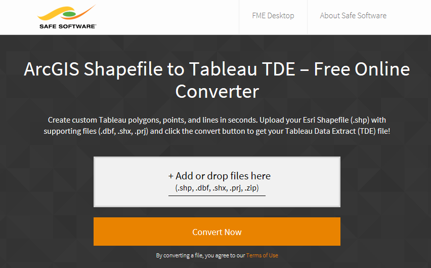 4 methods to import line geography into Tableau | Tableau